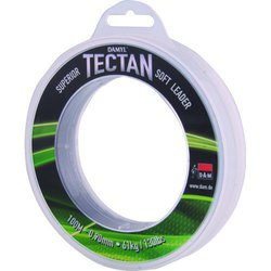 Шок лидер DAM DAMYL® TECTAN SUPERIOR SOFT LEADER  / 0.35mm / 30lb / 100m / CLEAR