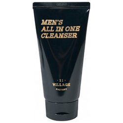 Village 11 Factory Пенка-скраб для лица Men's All In One Cleanser