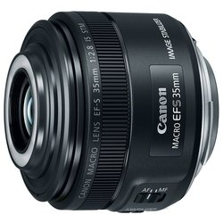 Canon 35mm f/2.8 IS STM macro LED